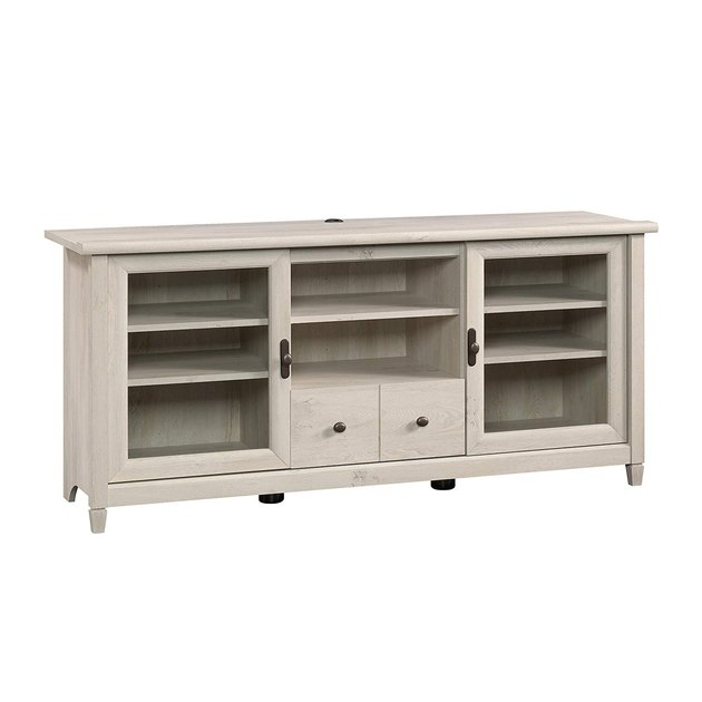 sauder edge entertainment credenza