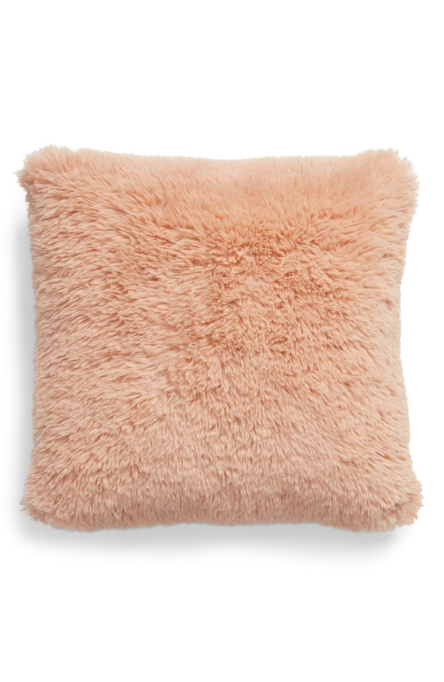 nordstrom bp shaggy pillow