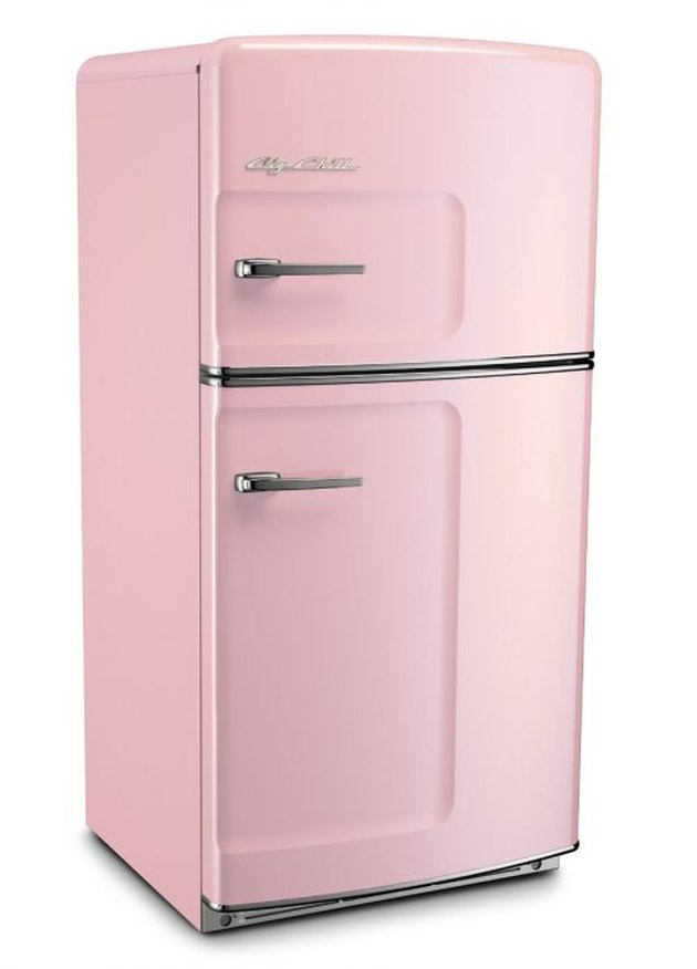 Big Chill Retro Collection Refrigerator