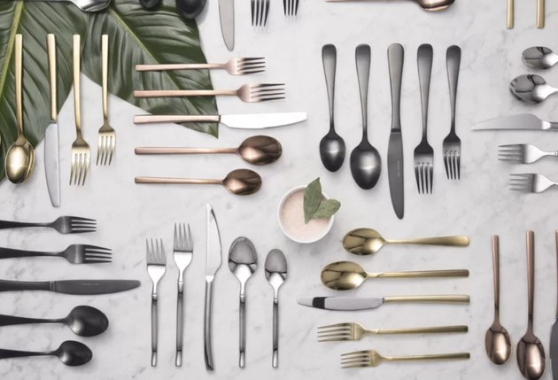 HamLake 20-Piece Flatware Set