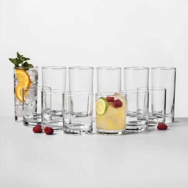 Target Glassware Set