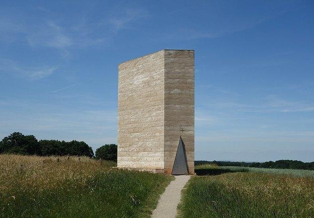 concrete chapel