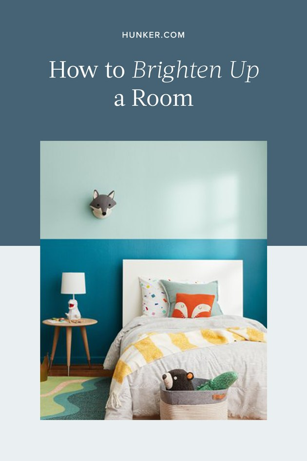 5 Ways to Fake a Brighter Room With Paint