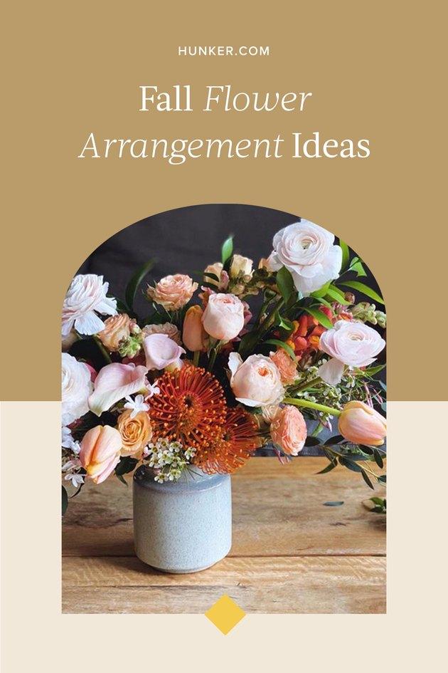 Fall Flower Arrangements: Ideas and Inspiration