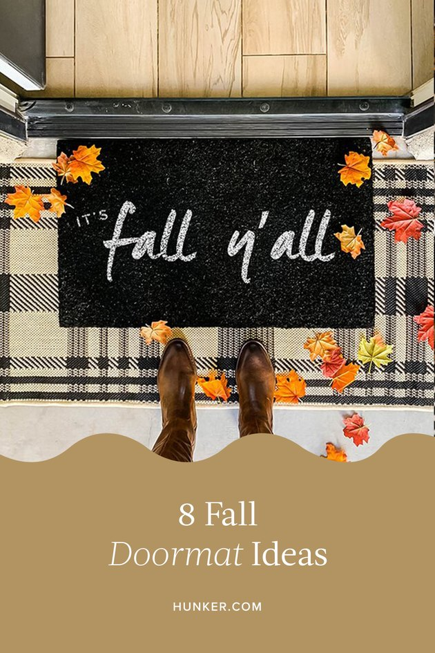 Fall Doormat Ideas and Inspiration