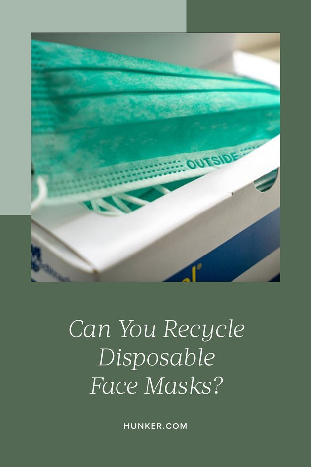 Can Disposable Face Masks Go in the Recycling?