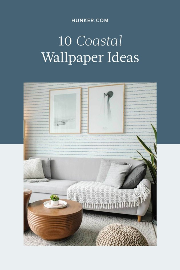 Coastal Wallpaper Ideas and Inspiration
