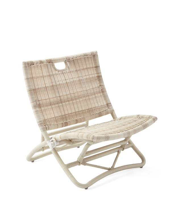 Serena & Lily Driftwood Palisades Chair