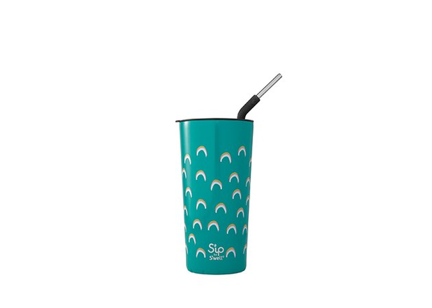 S'ip by S'well Vacuum Insulated Stainless Steel Takeaway Tumbler