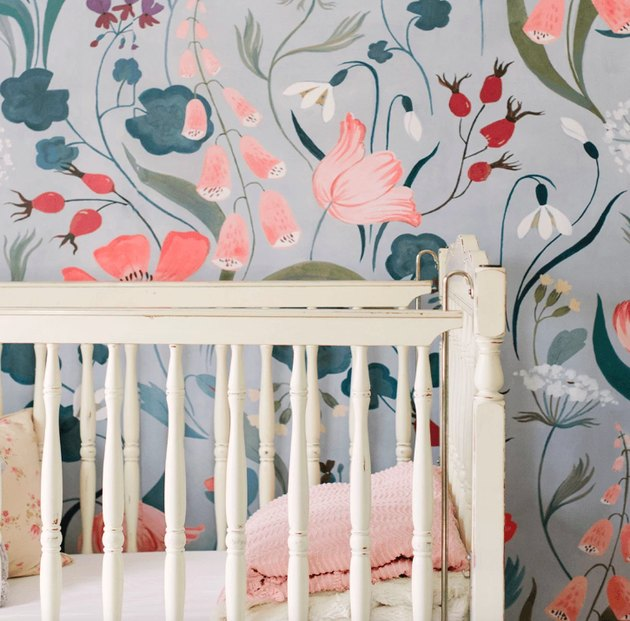 project nursery wallpaper