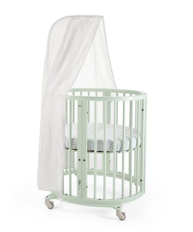 stokke mini crib