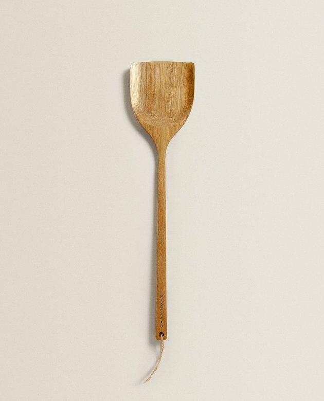 wood spatula