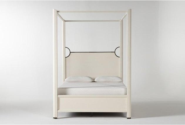 Centre California King Canopy Bed, $1,395