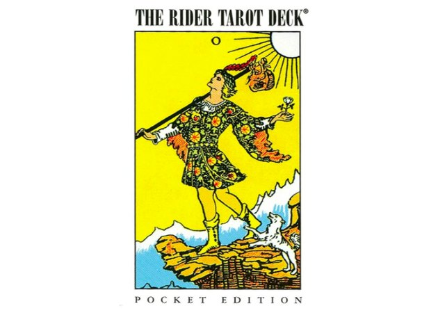 The Rider Tarot Deck Pocket Edition, $16.80