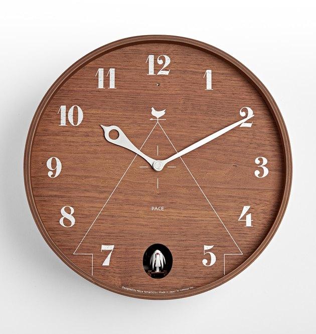 Pace Walnut Cuckoo Clock