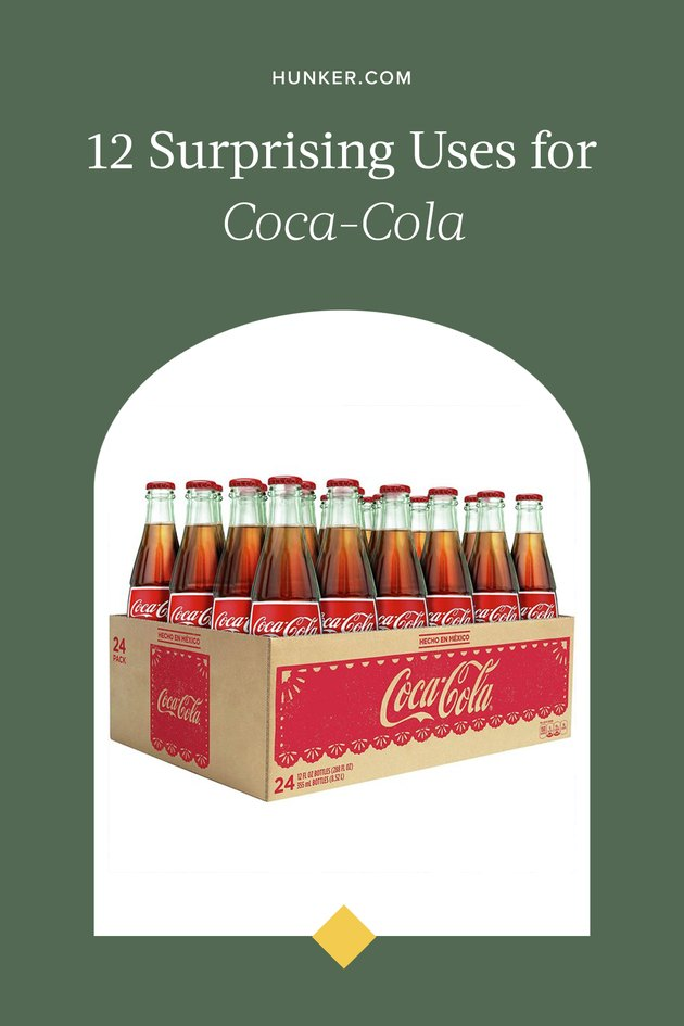 12 Surprising Uses for Coca-Cola