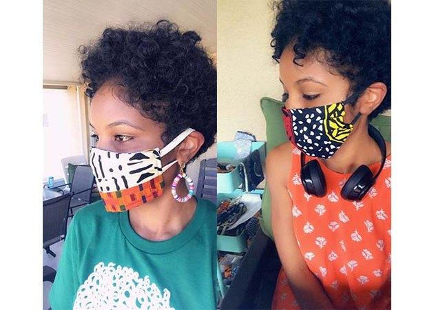 ByKeeksWithLove Face Masks