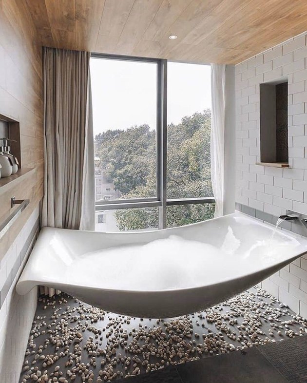 hammock tub