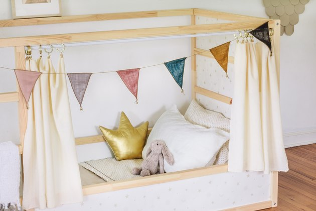 Ikea Kura Bed Hack For A Kid S Room Hunker