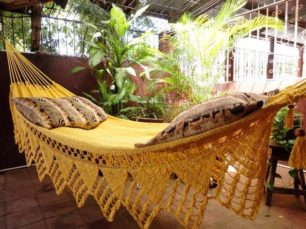 Esty indoor hammock