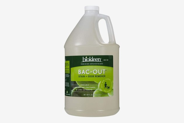 natural cleaning products Biokleen enzyme cleaner.