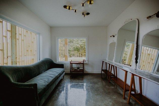 pavilion suite