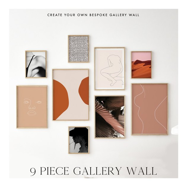 Flower Love Studios Gallery Wall Bundle