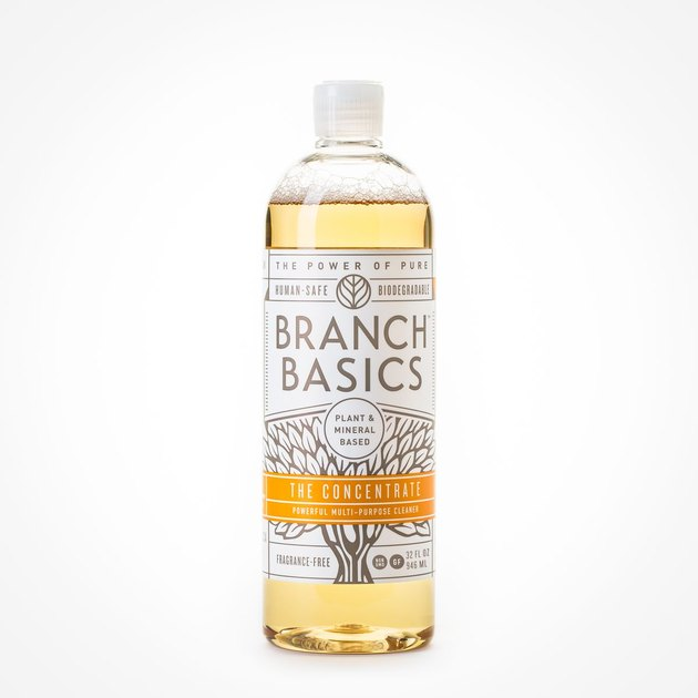 natural cleaning products Branch Basics concentrated cleaner.