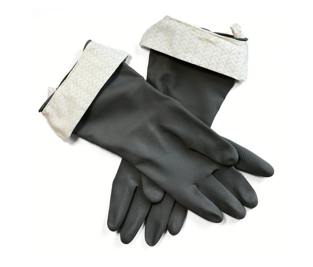 natural cleaning products Black Grove Collective Cleaning Gloves