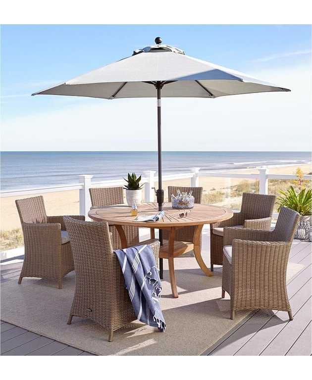 san andres dining set