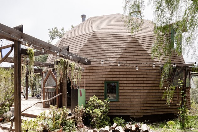 Topanga Canyon Dome