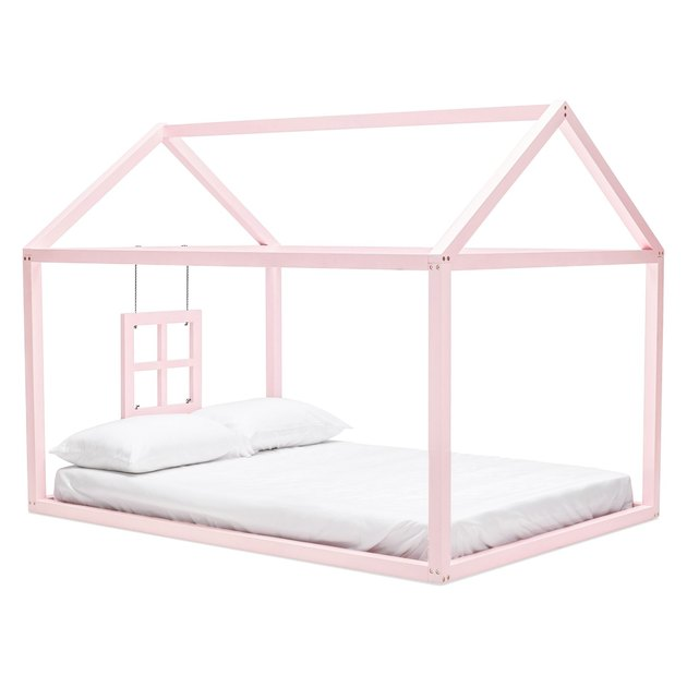 cottage house bed