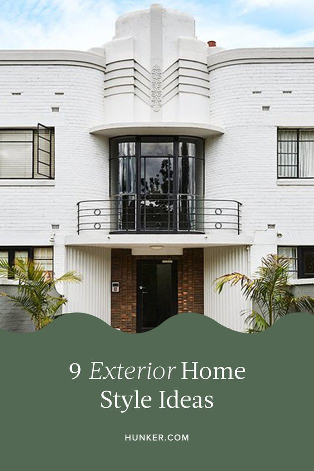 Exterior Home Styles Ideas and Inspiration