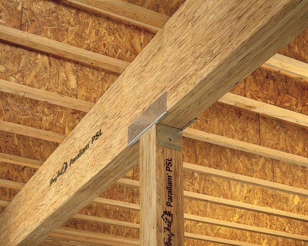 house beam and joists