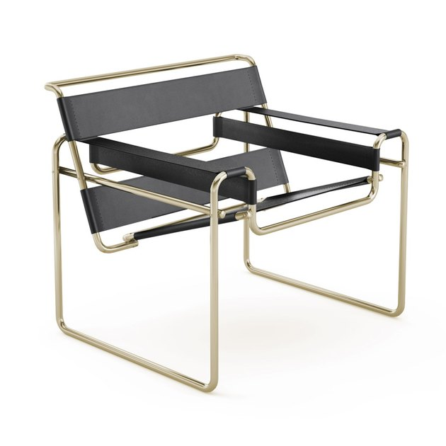 bauhaus furniture style chair