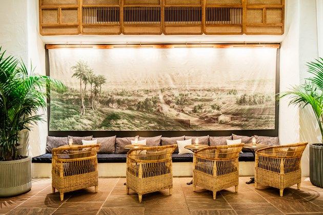 the scott hotel in scottsdale arizona lobby
