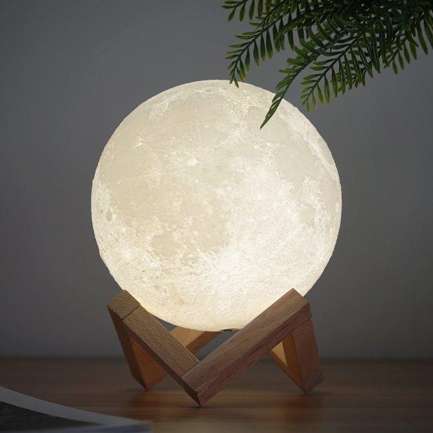 Mydethun Moon Lamp, $29.99