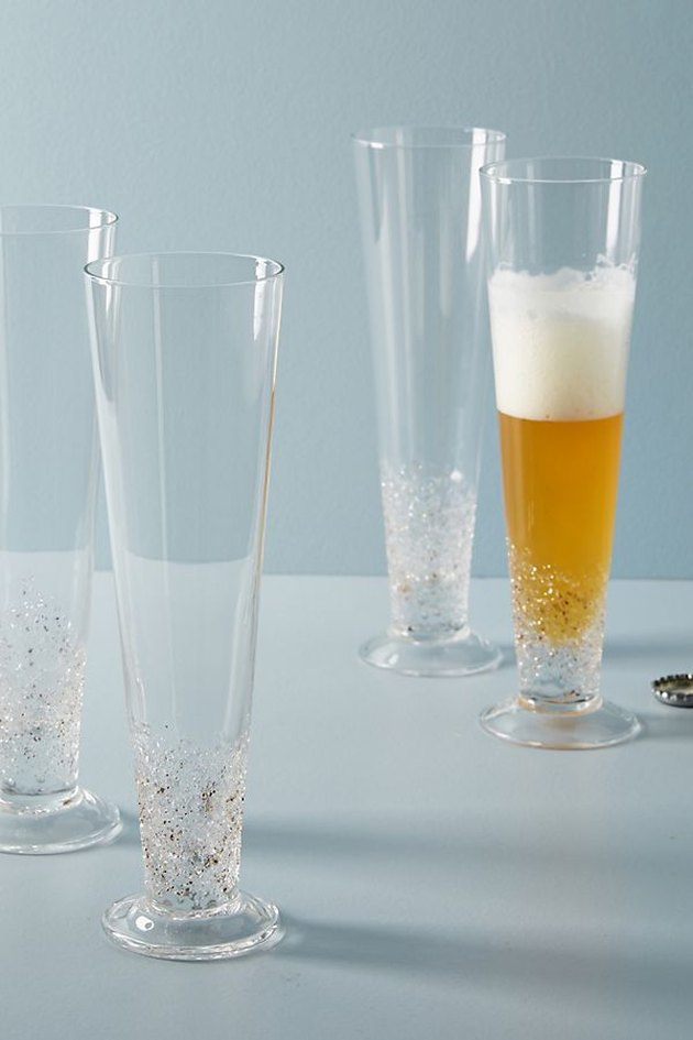 anthropologie volcania beer glasses