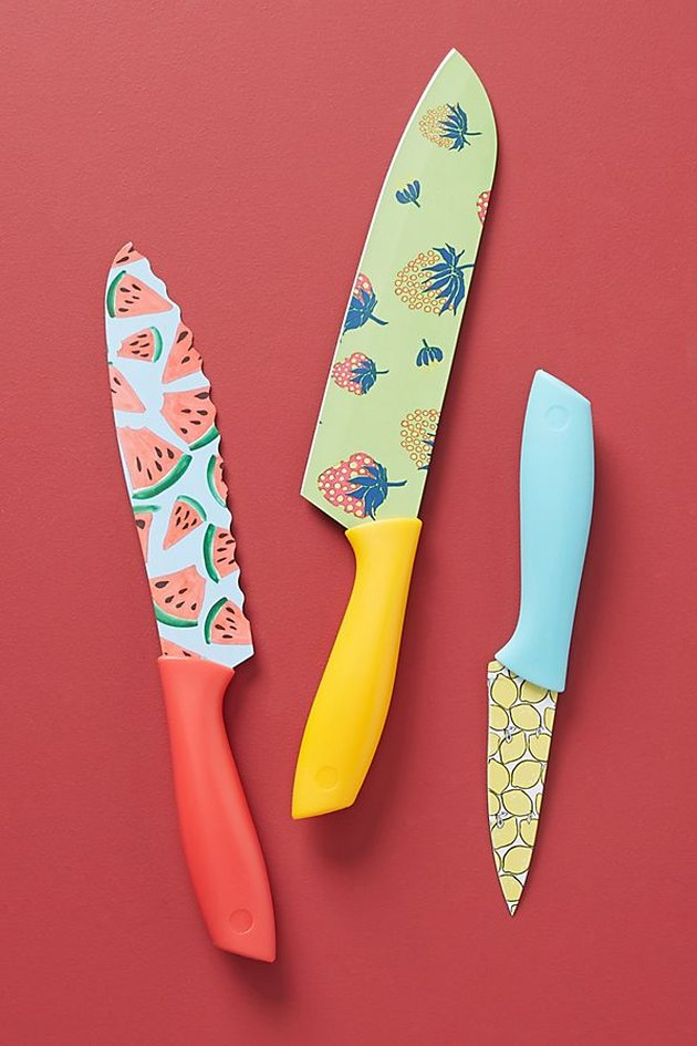 colloquial kitchen knives
