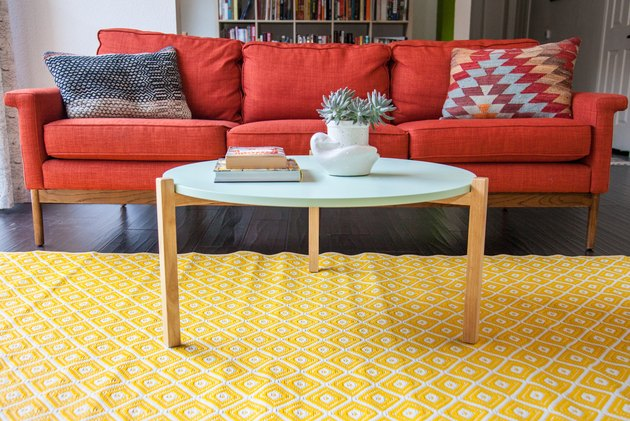 recycled plastic area rug