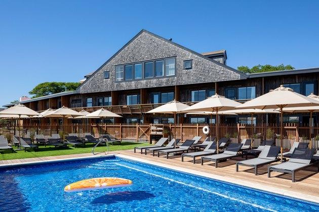 AWOL hotel pool