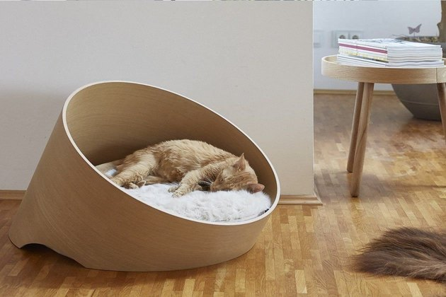 high-end cat bed