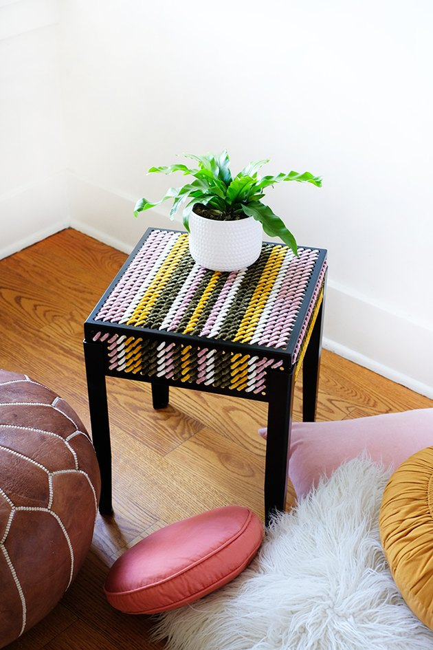 IKEA Stool DIY