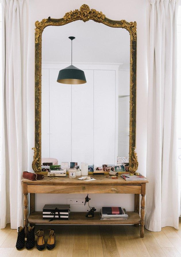 paris large mirror