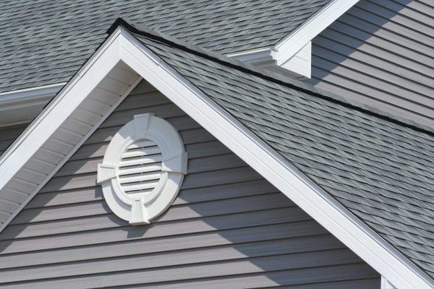 attic gable vent
