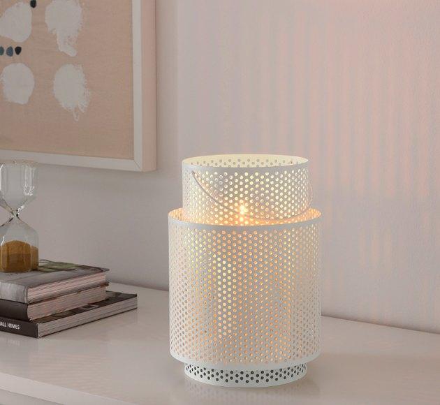 IKEA Beharska Candle Lamp, $9.99