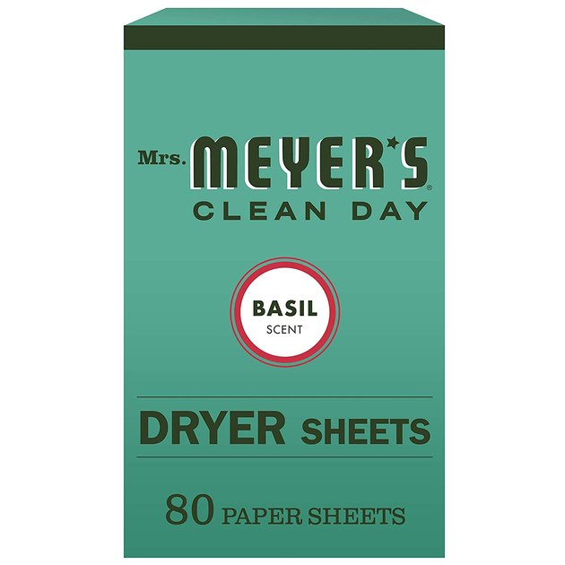 Mrs. Meyer's Basic Scent Drying Sheets, $5.97