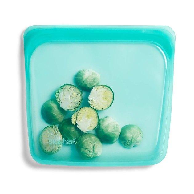 Stasher Reusable Silicon Food Bag, $11.99