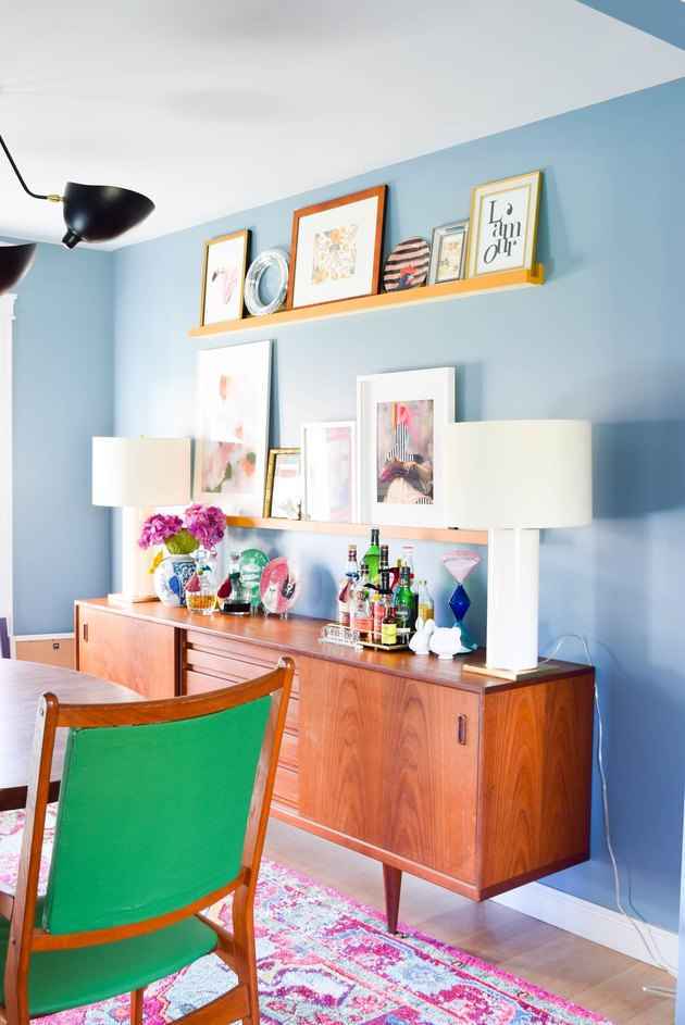 PMQ For Two Dining Room Picture Ledges