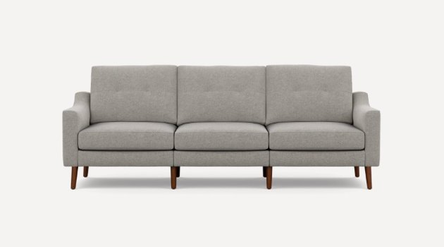 gray nomad sofa